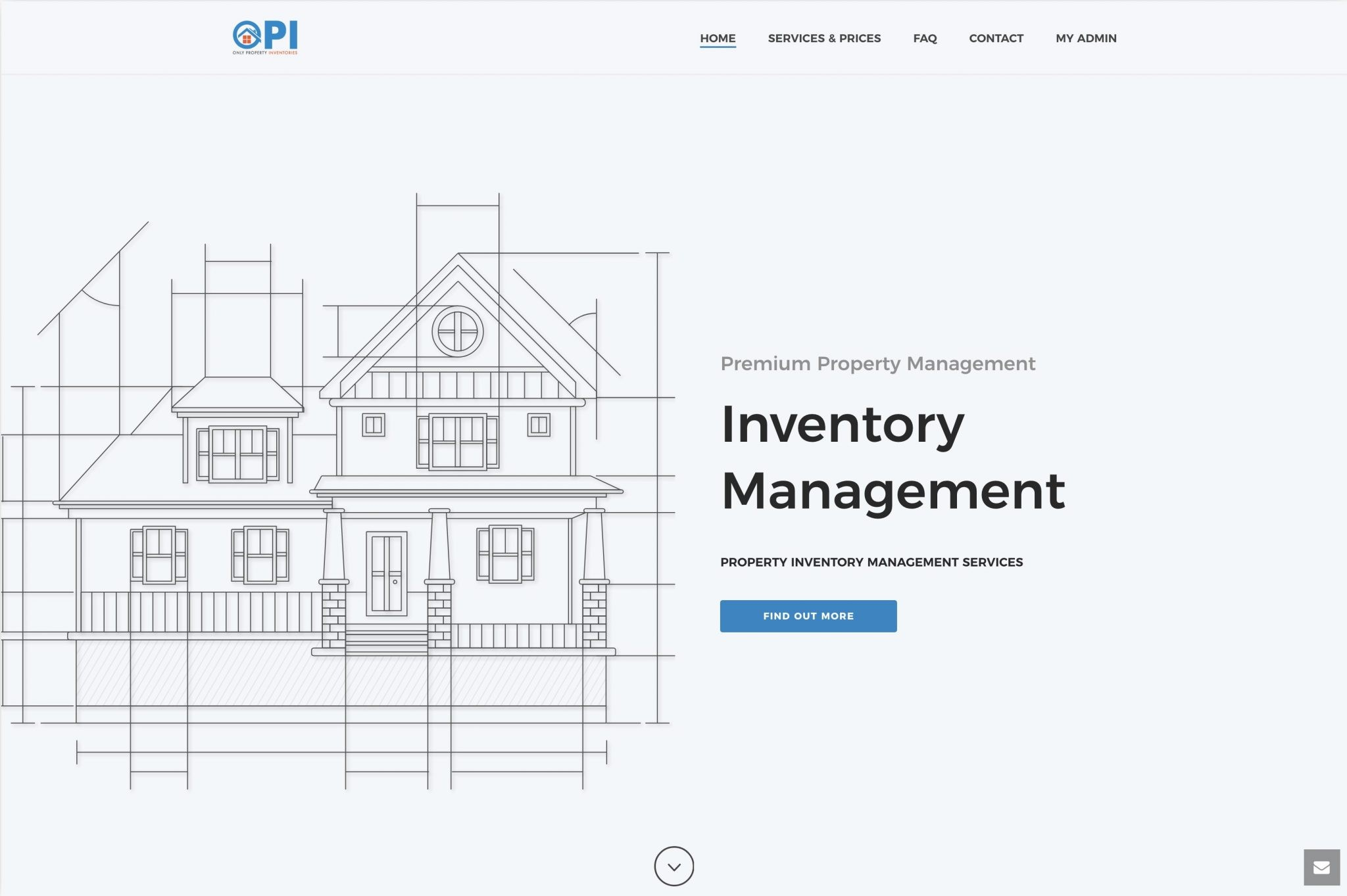 Only Property Inventories