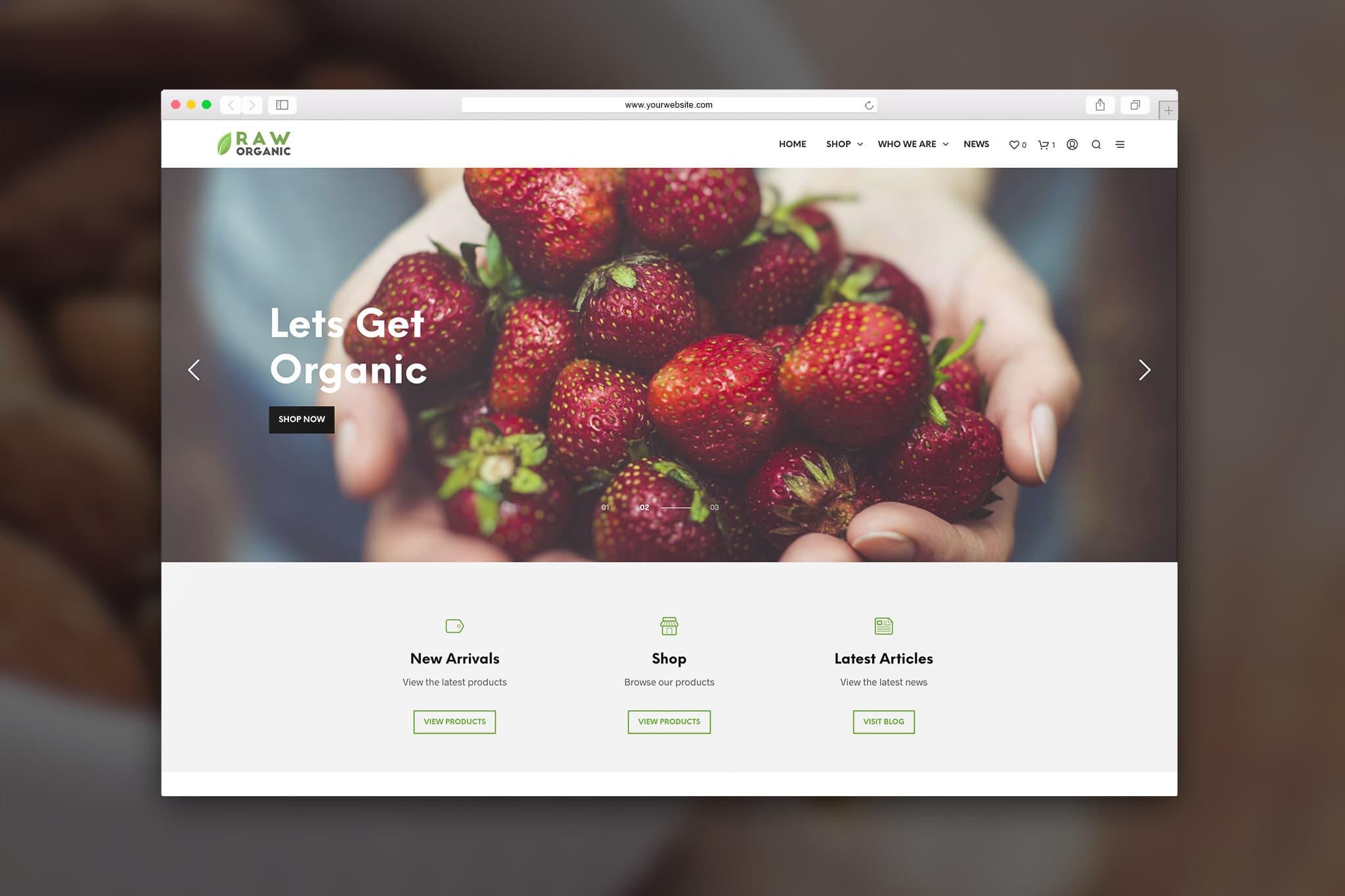 Raw Organic UK